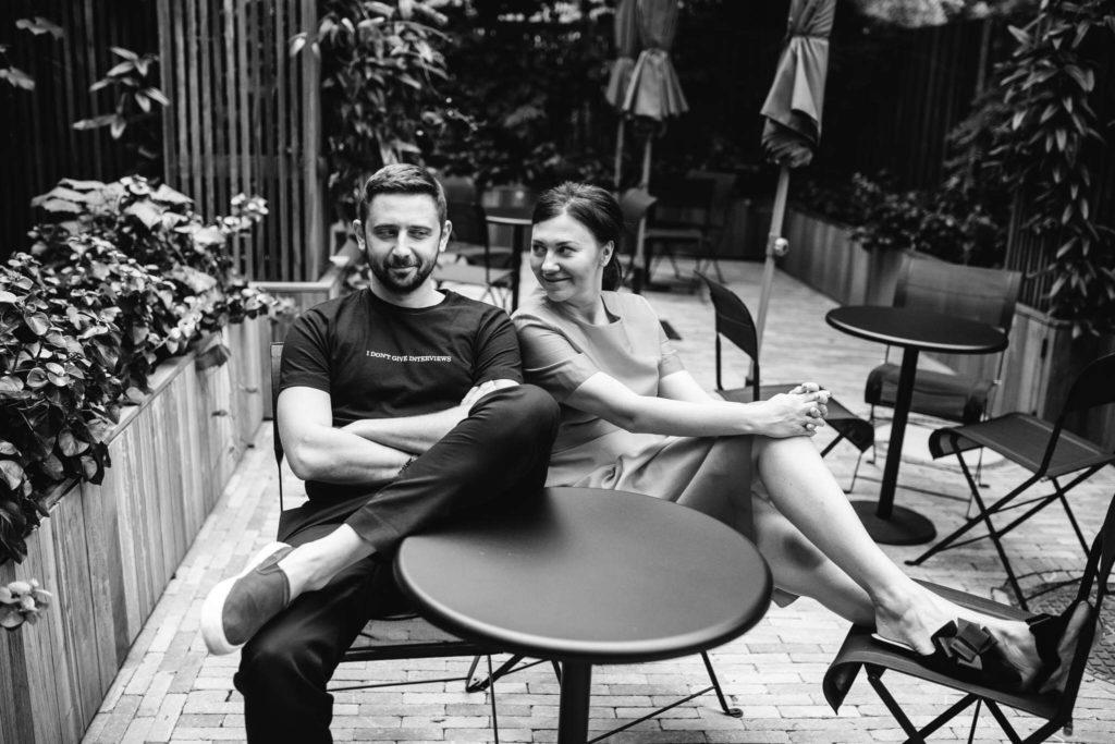 Андрей Шабанов и Лера Бородина