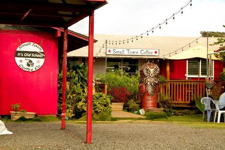 Small Town Coffee в Kapa'a