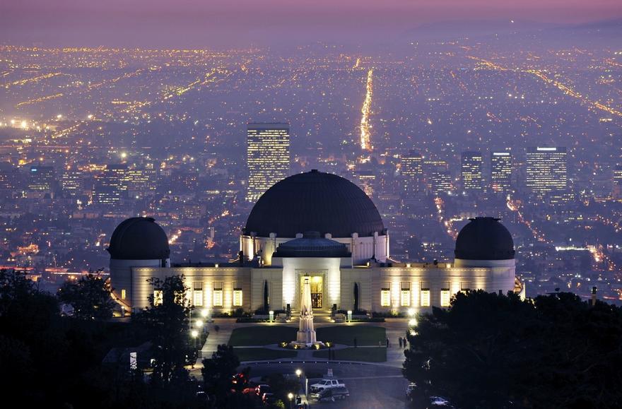 обсерватории Гриффита