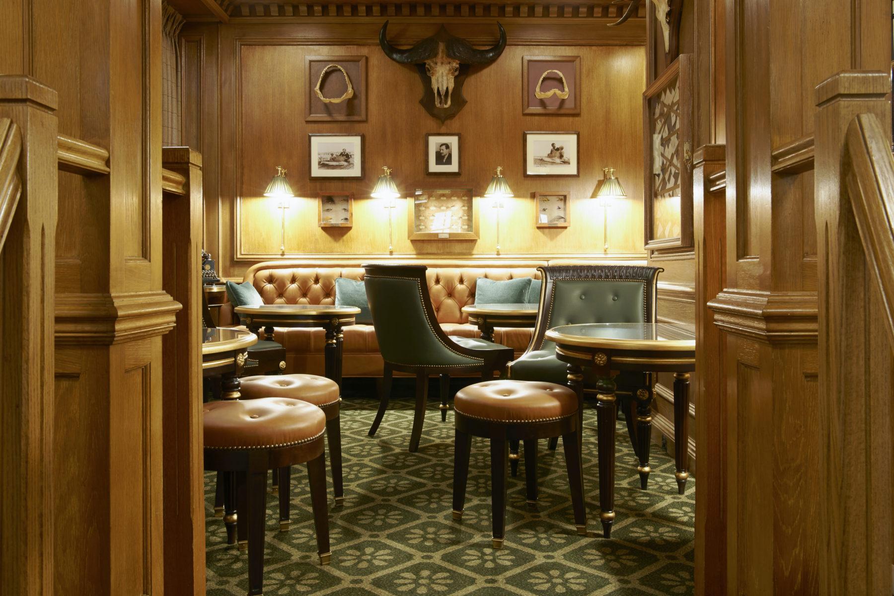 Bar Hemingway в Ritz Paris