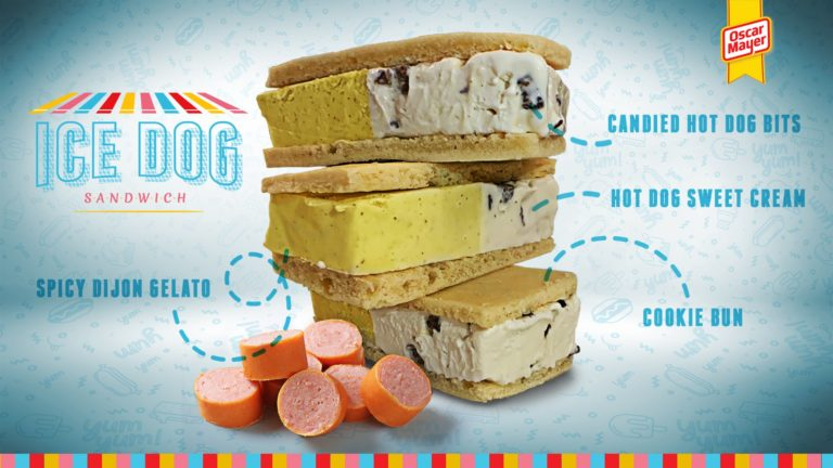 Ice Dog Sandwich