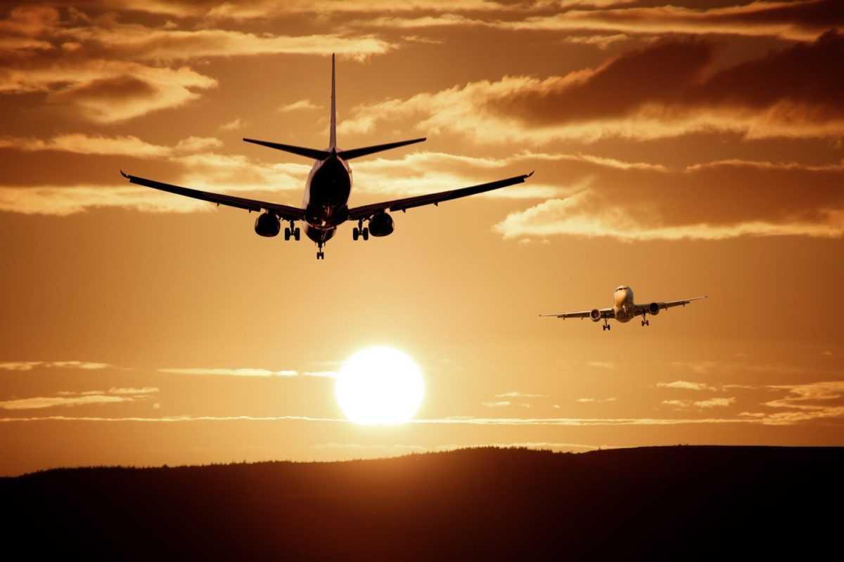 Воздушный транспорт обеспечиваетфункционирование глобальной экосистемы
