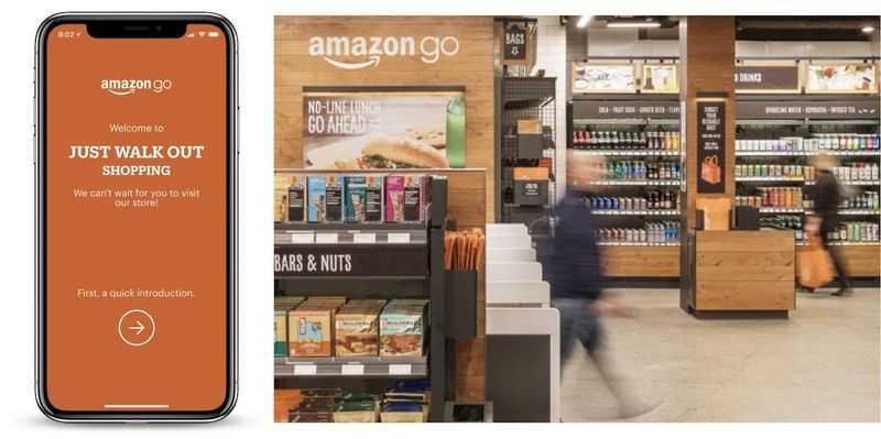 Amazon Go Grocery