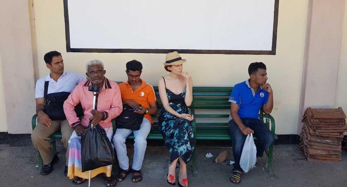 Иванка Крижановская Украинцы на Шри-Ланке