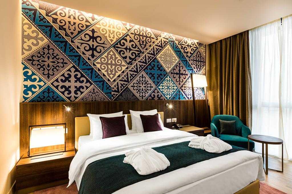 Mercure отель Казахстан