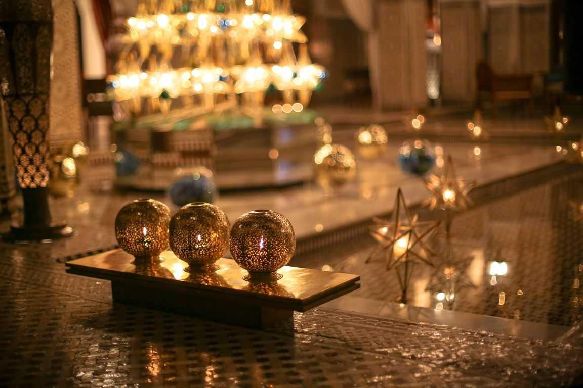 le royal mansour отель в Марокко Марракеш