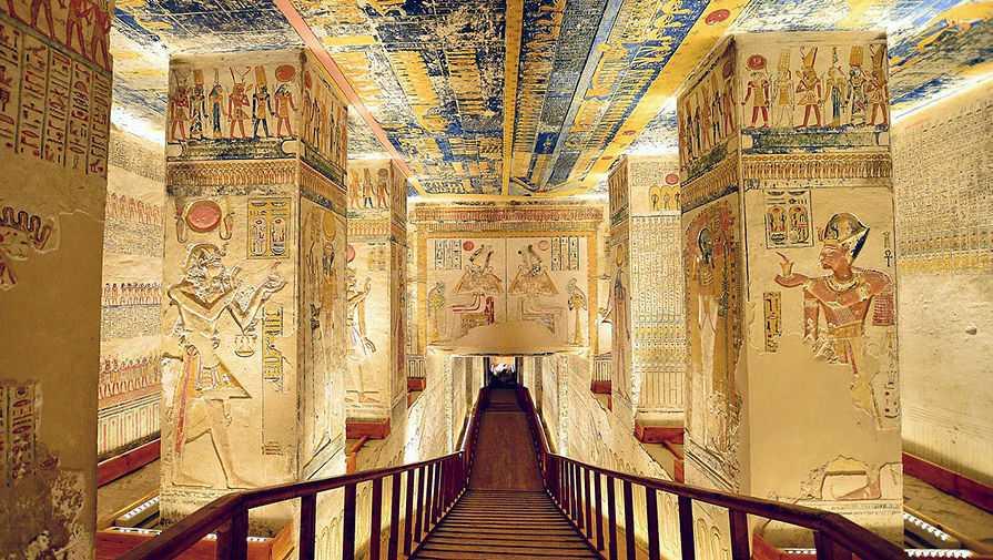 Виртуальные туры по историческим локациями Египта