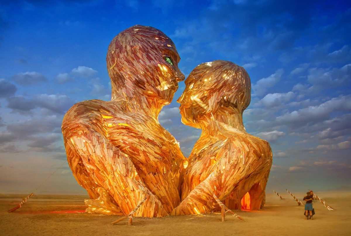 Burning Man состоится в онлайн-формате