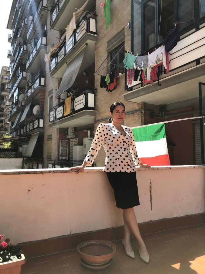 жанар нурлыбек коронавирус в Италии
