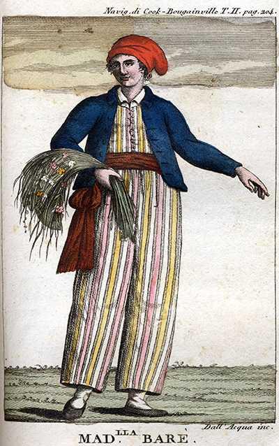 В экспедиции девушка выполняла мужскую работу и принимала участие в управлении судном