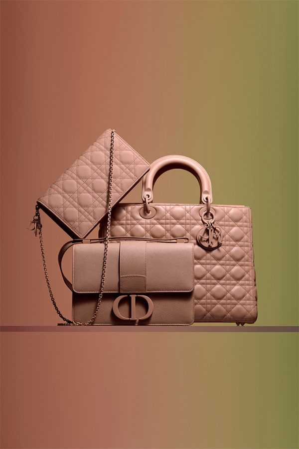 Dior перевыпустили знаковые сумки