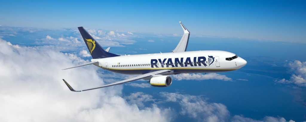 Авиакомпания Ryanair возобновляет 40% своих рейсов