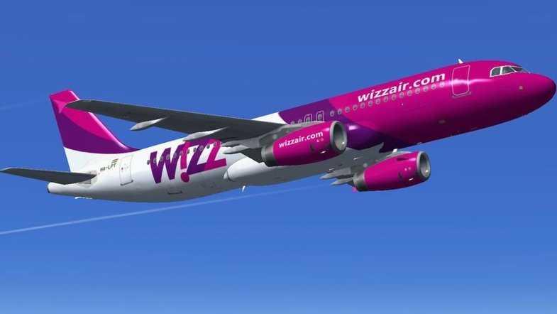 Wizz Air открывает пять новых маршрутов