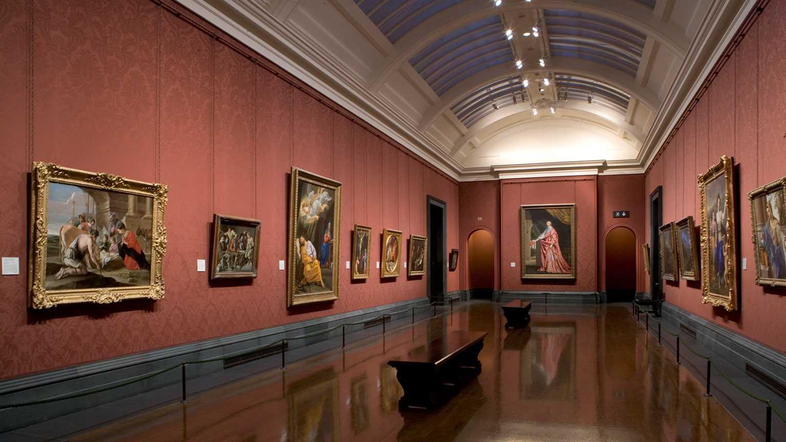 Национальная галерея Лондона