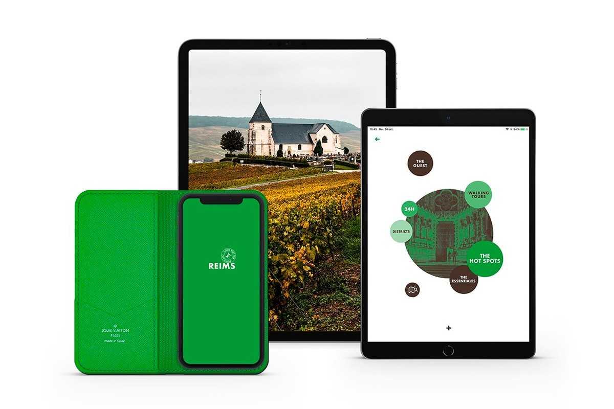 Louis Vuitton выпустили новый путеводитель