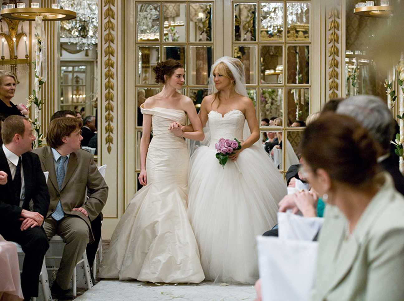Отели из фильмов - Война невест The Plaza
