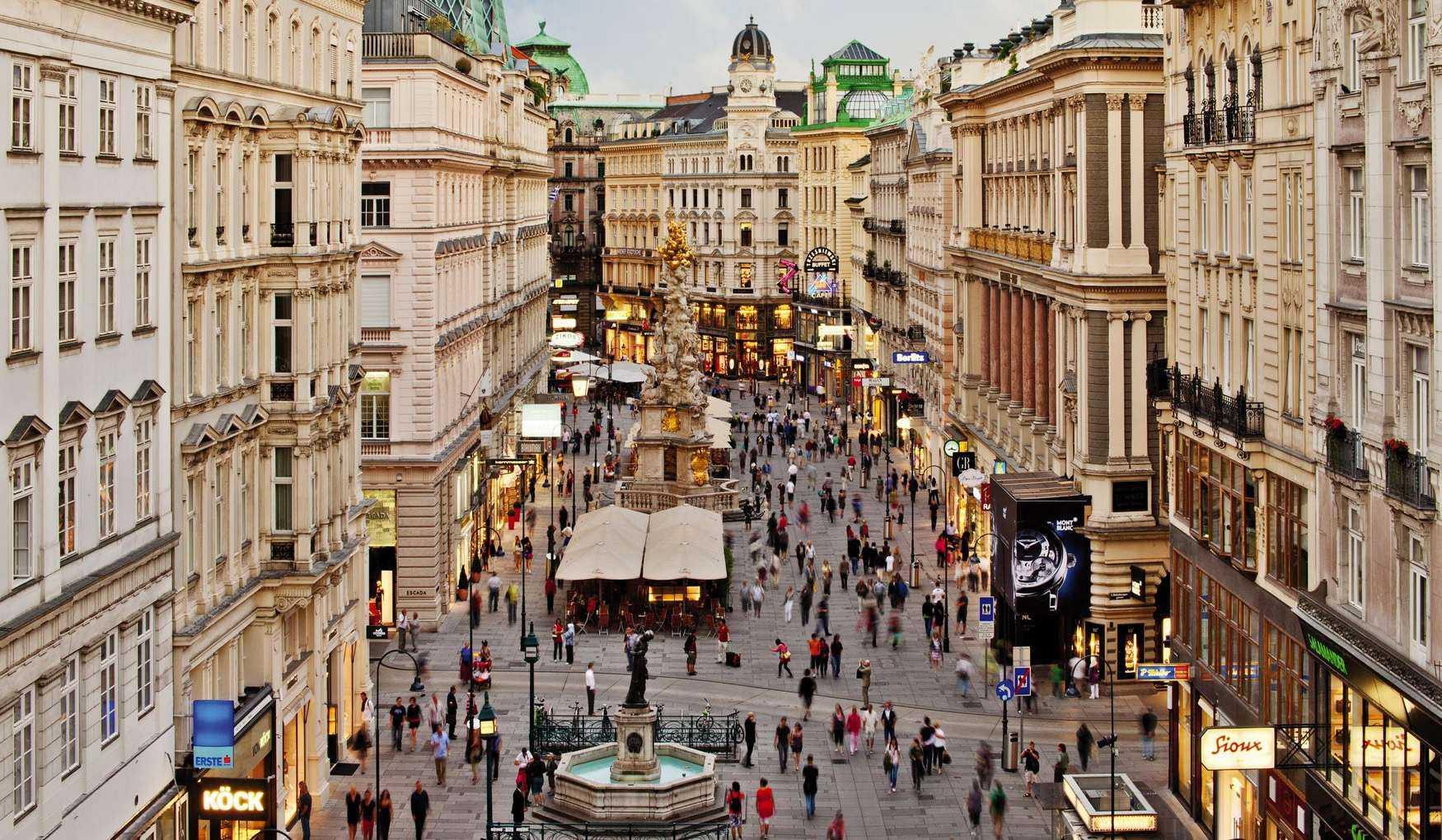 Власти Вены подарят жителям ваучеры в рестораны