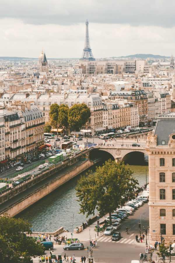 Виртуальный тур Париж