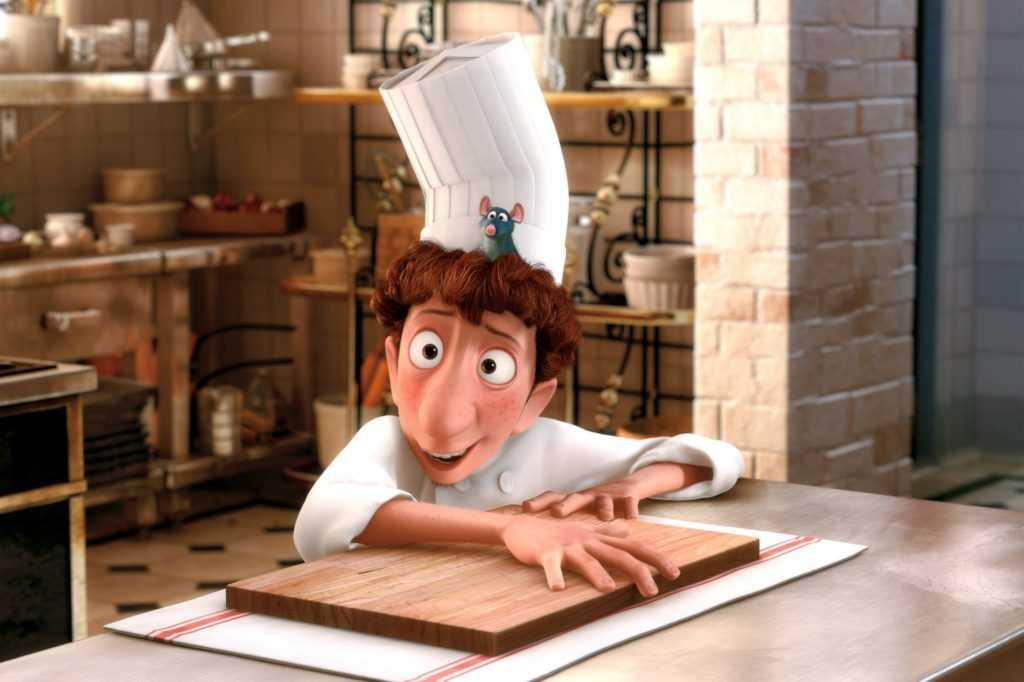 Рецепты из любимых мультфильмов Pixar