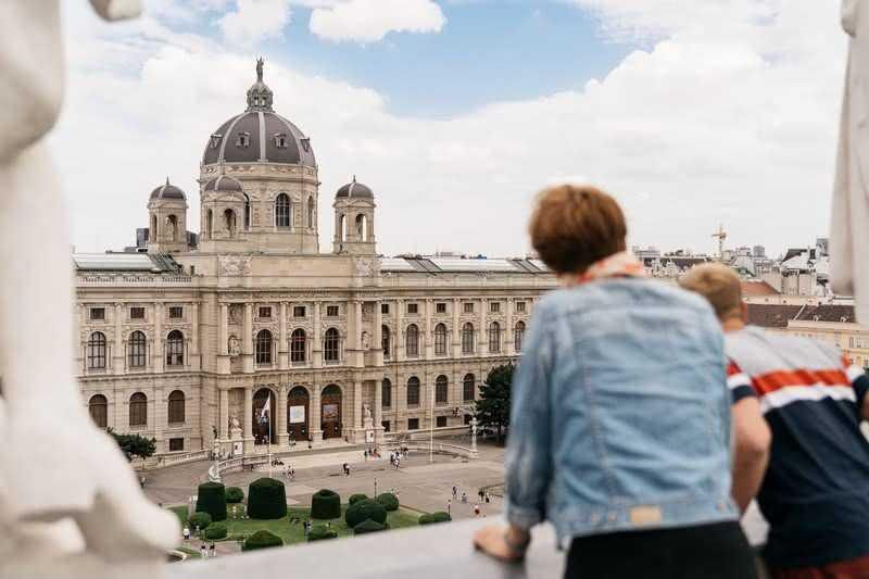 Виртуальный тур в Вену