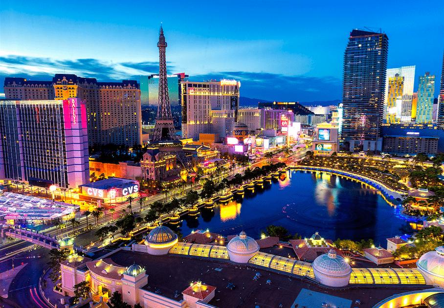 Виртуальный тур в Лас-Вегас