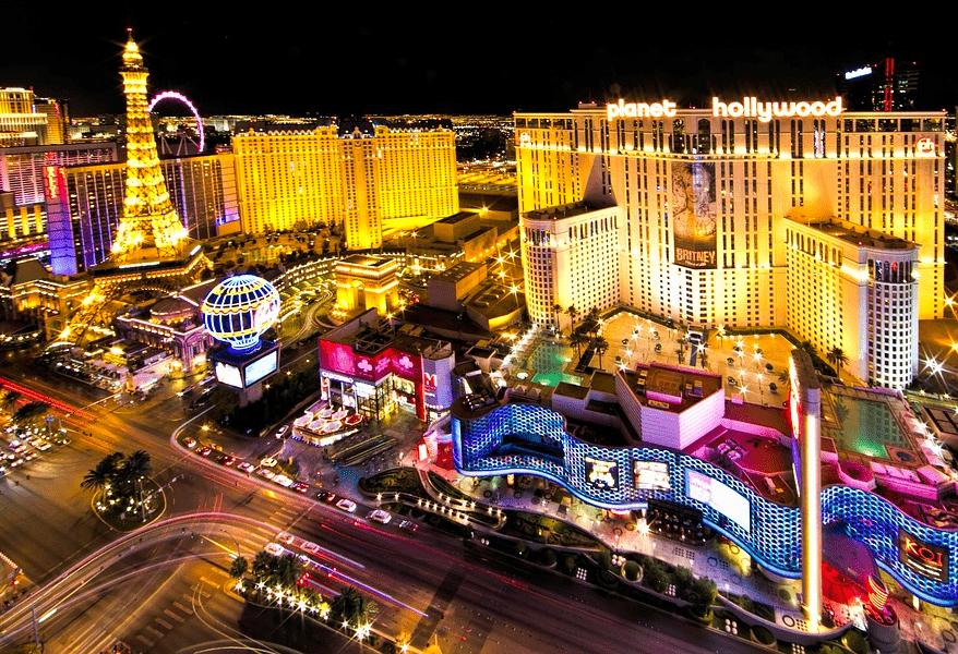 Виртуальный тур: Лас-Вегас Стрип