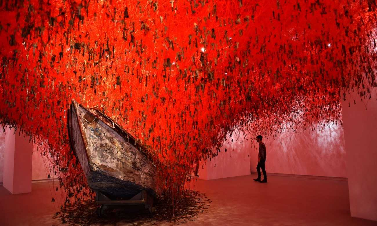 Венеция объявила о новых датах арт-биеннале
