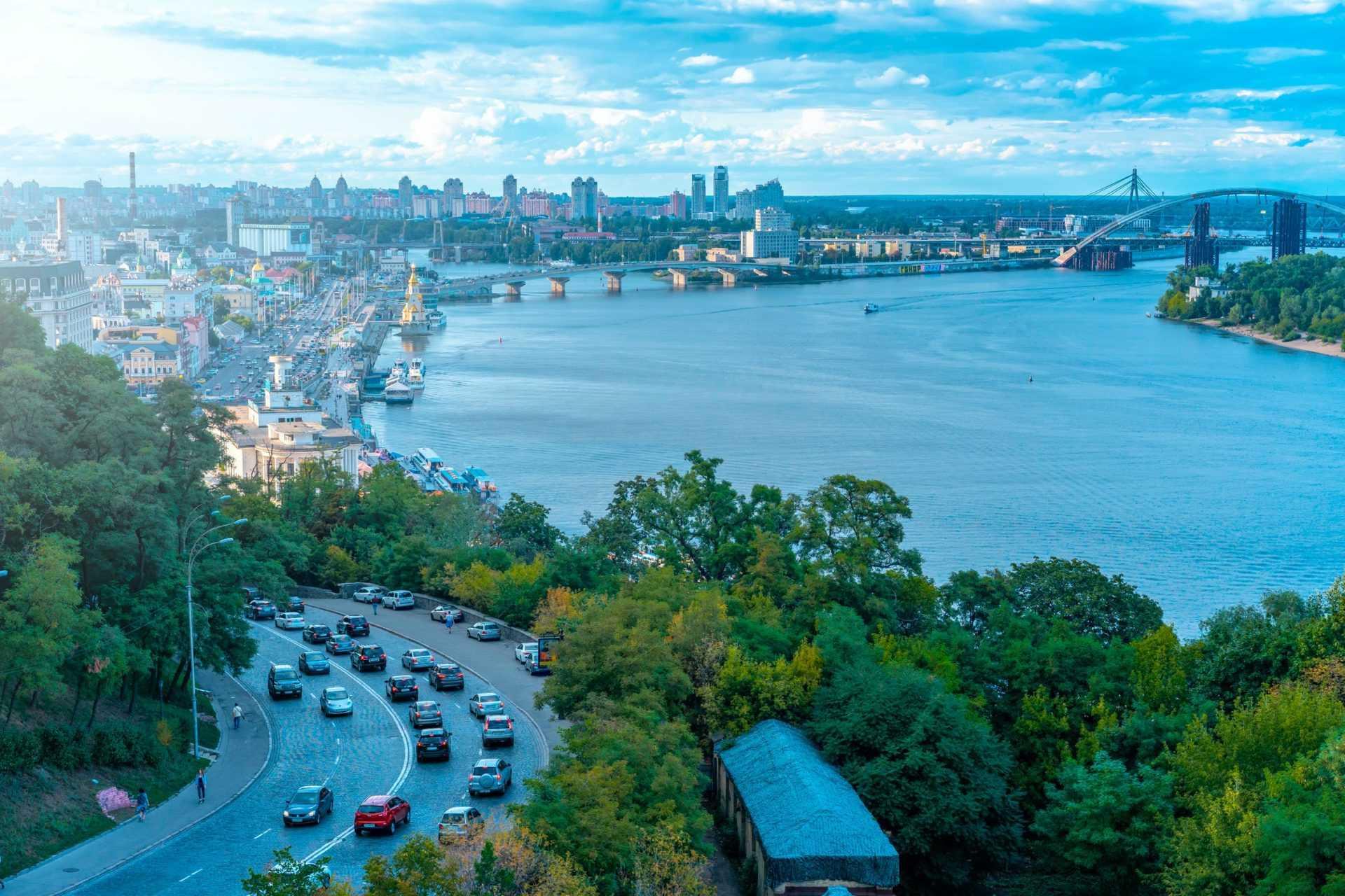 В Киеве установят новый фонтан