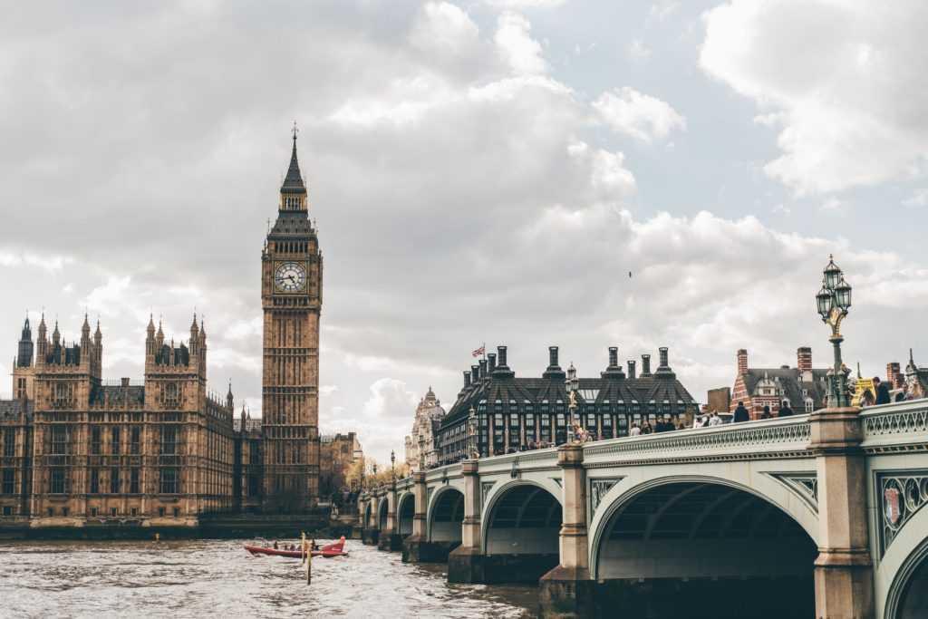 Виртуальный тур в Лондон