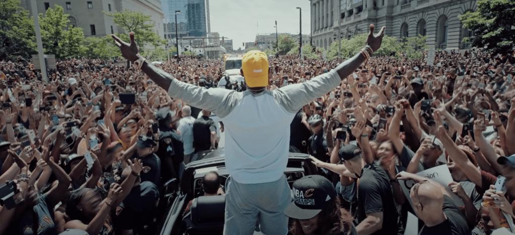 Nike выпустил мотивационный ролик