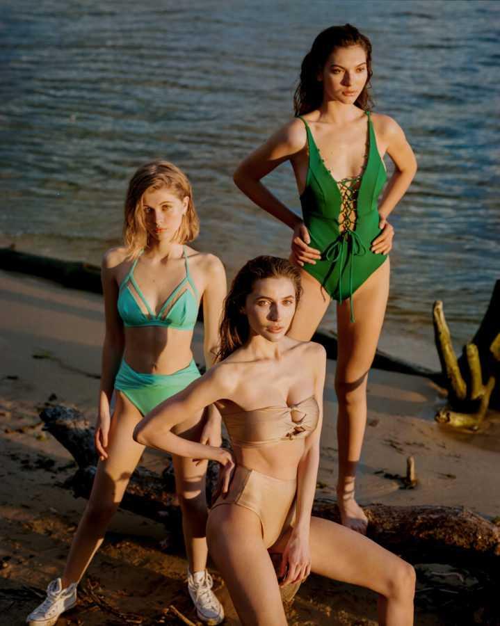 Fox lingerie купальники купить онлайн