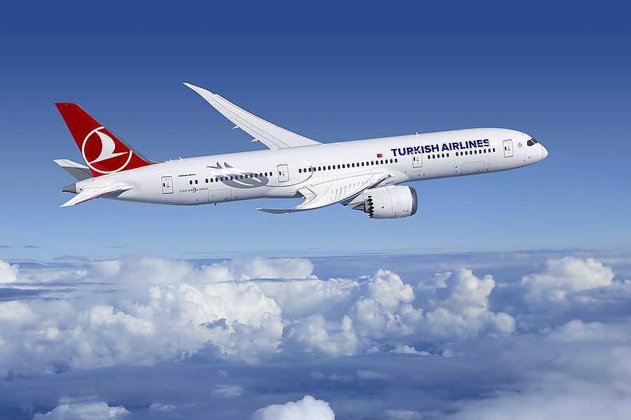 Turkish Airlines ввели скидку на авиабилеты