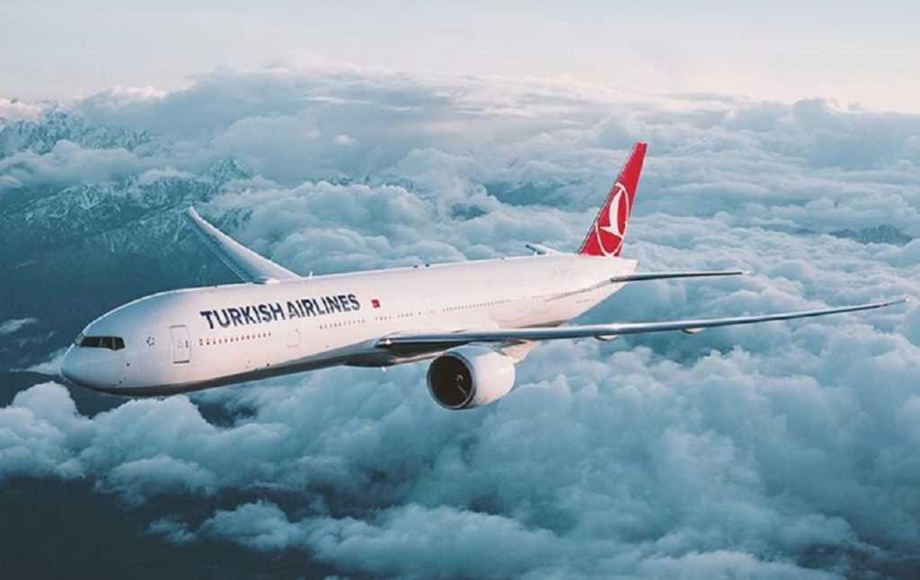 Turkish Airlines возобновляет регулярные рейсы