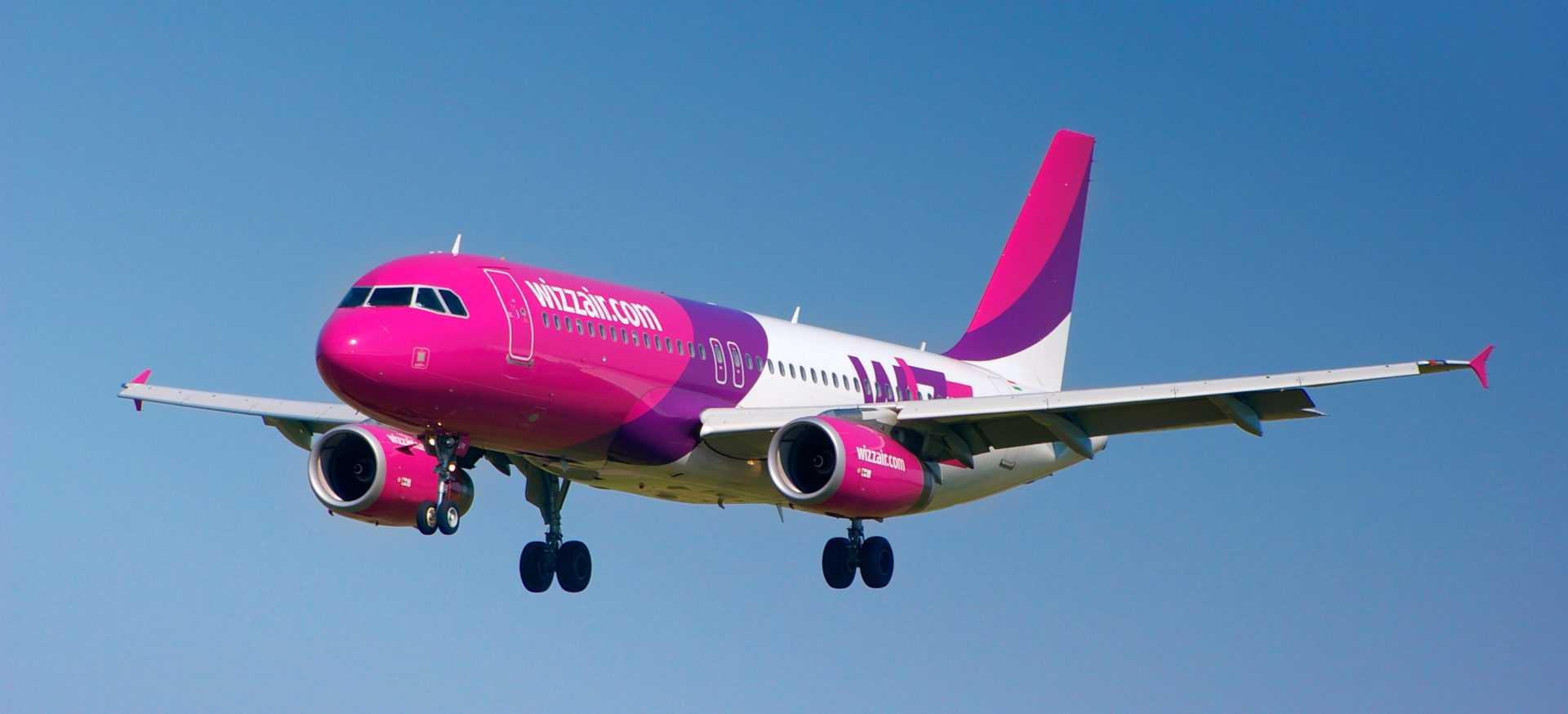АвиакомпанияWizz Air возобновляет перелеты из Украины
