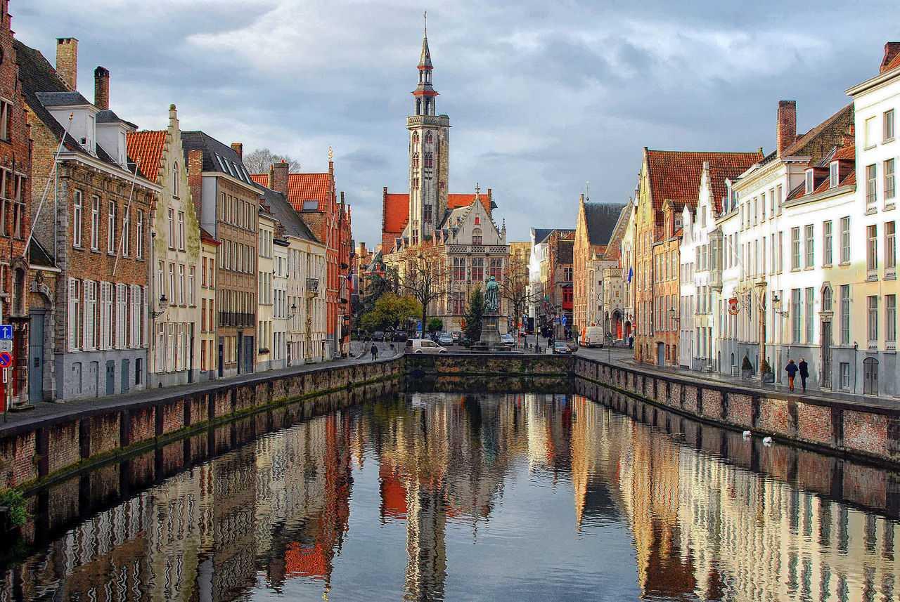 Бельгия открывает границы с 15 июня