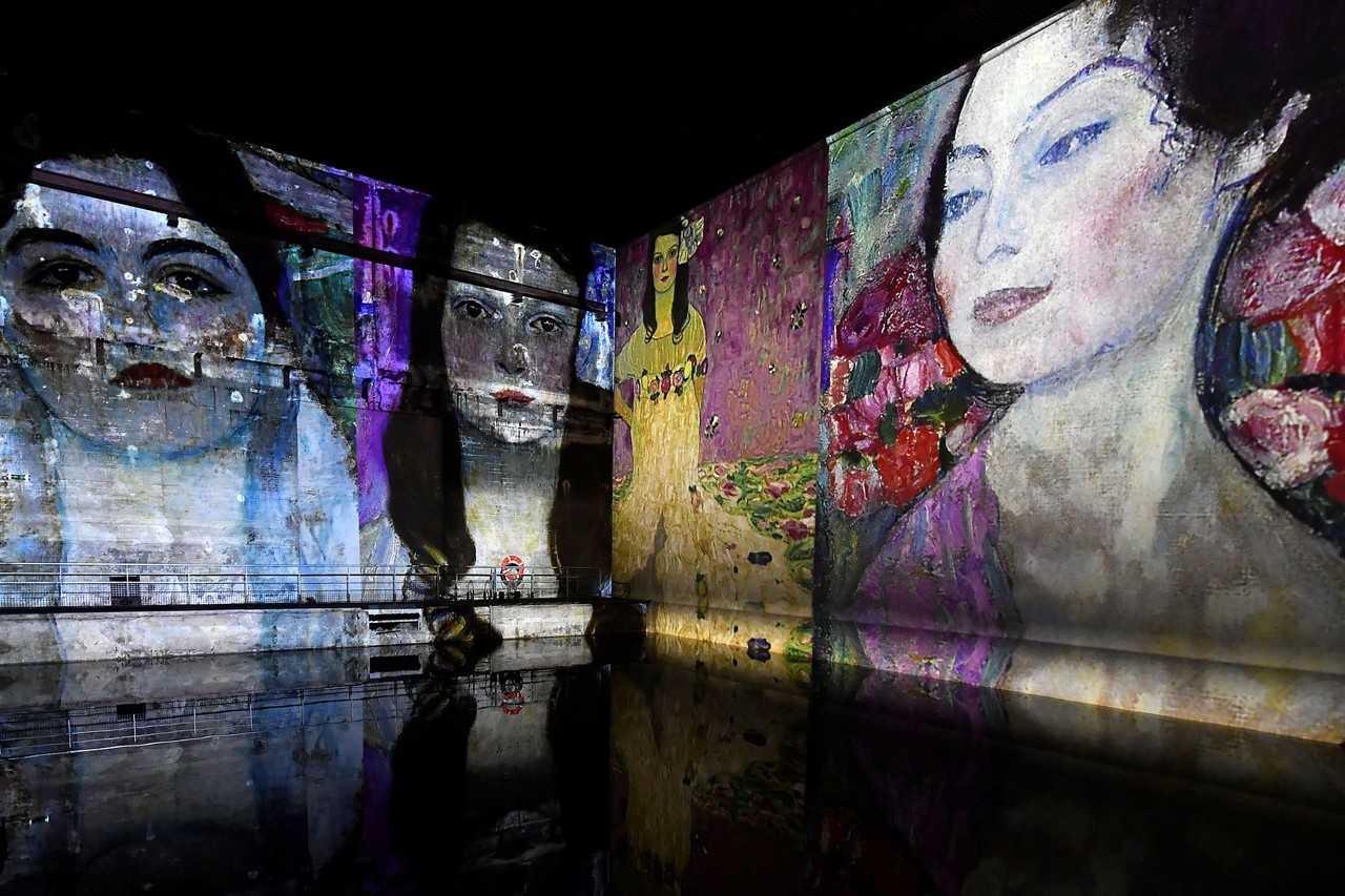 Во Франции открыли галерею цифрового искусства