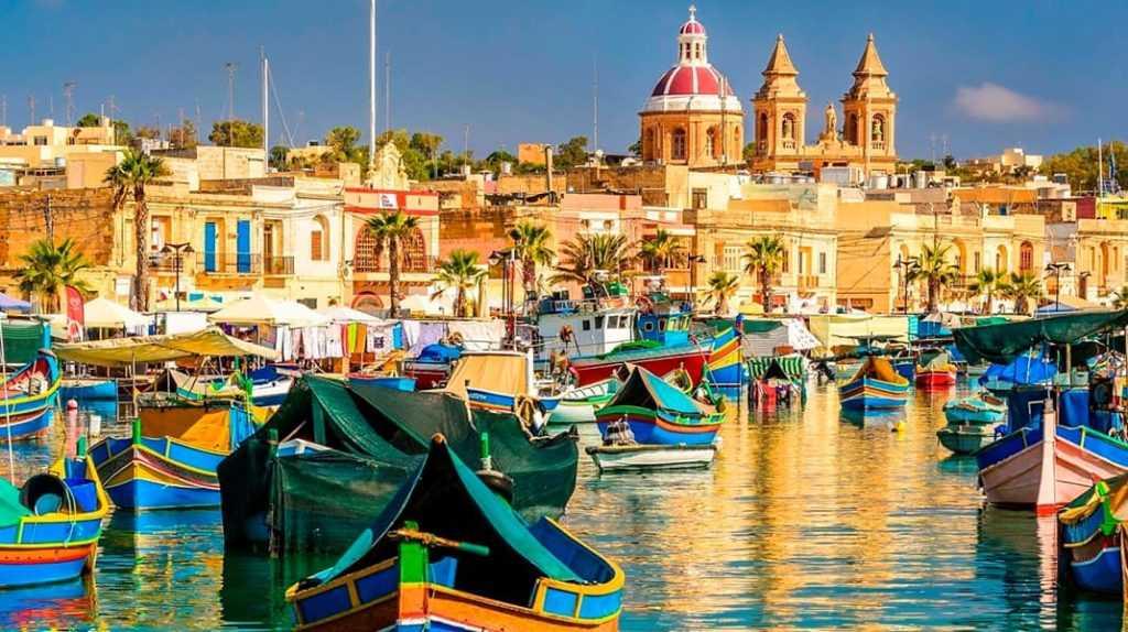 Мальта открывает международное авиасообщение