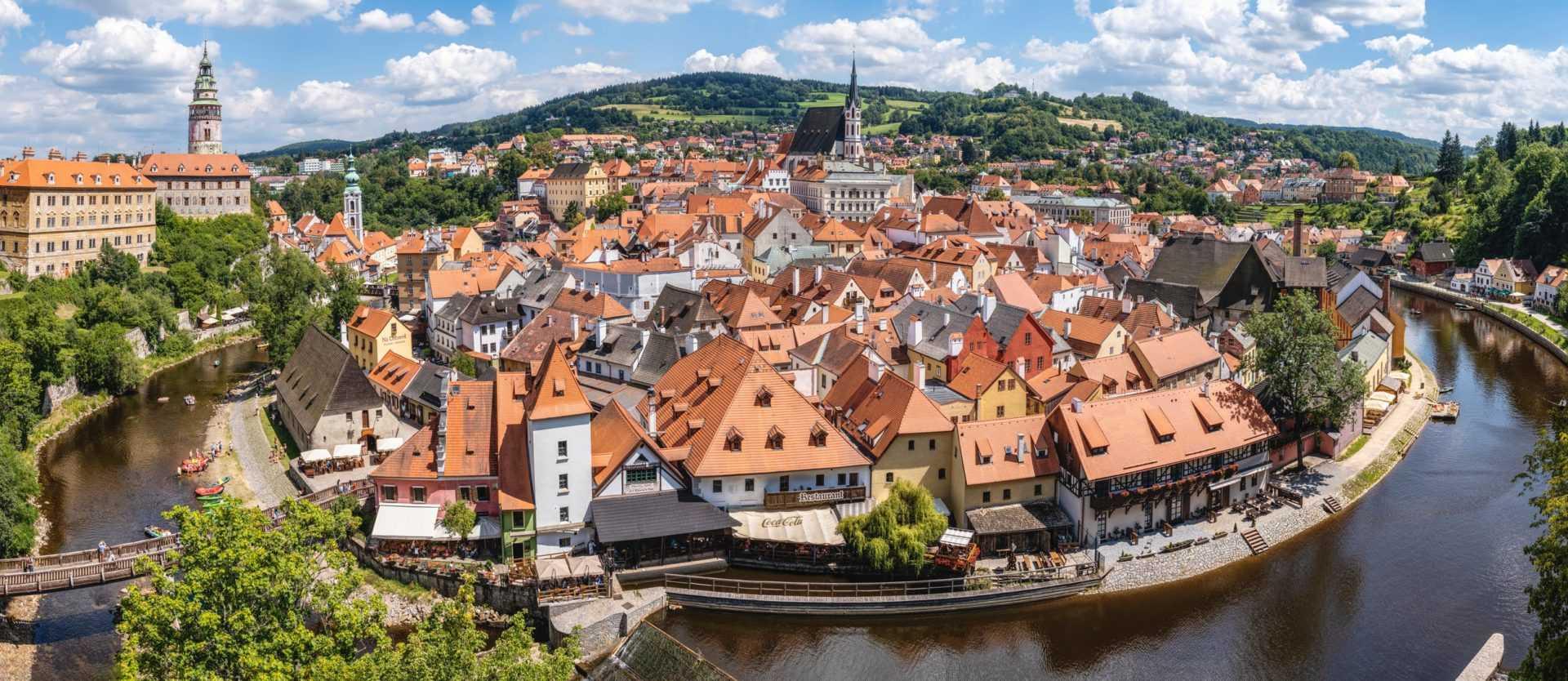 В Чехии открыли все достопримечательности