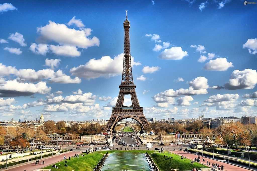 Когда откроют Эйфелеву башню для путешественников