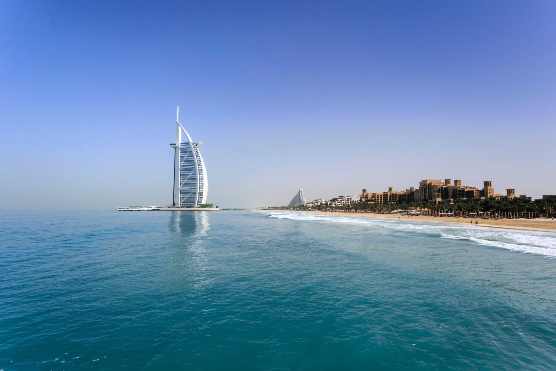 Дубай открывается для иностранных туристов