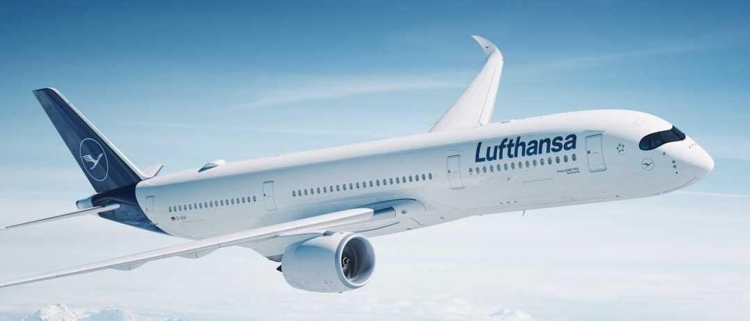 Lufthansa утвердила новый график для полетов в Украину