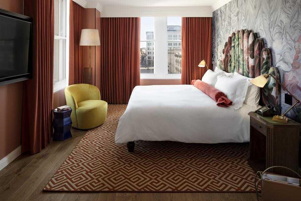 Отель Riggs Washington DC