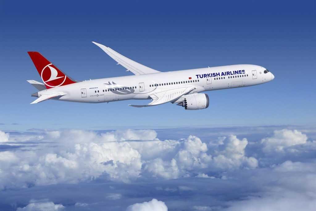 Turkish Airlines увеличит маршрутную сеть в Украине