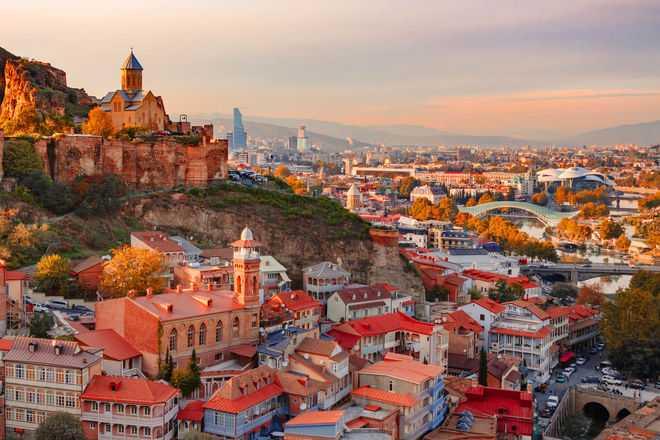 Грузия разрешит въезд иностранным фрилансерам