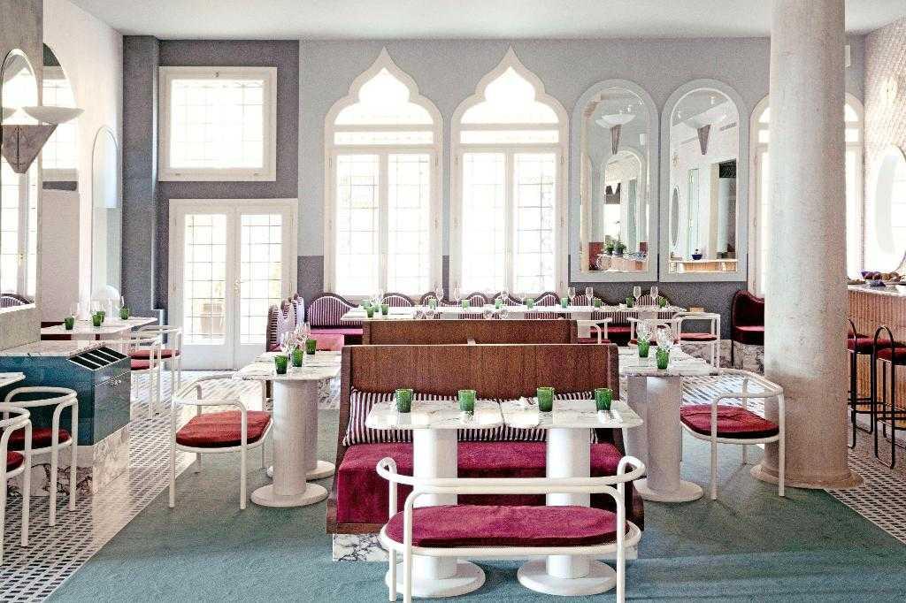 10 роскошных дизайн-отелей: Il Palazzo Experimental