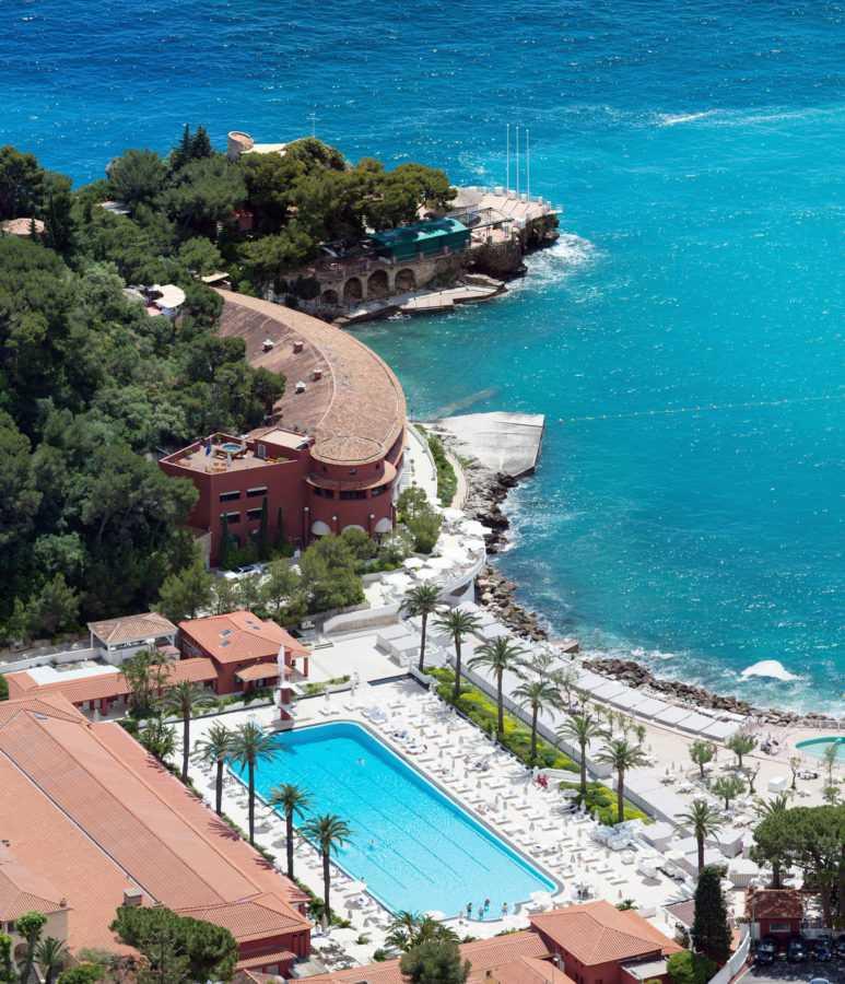 Монако летом