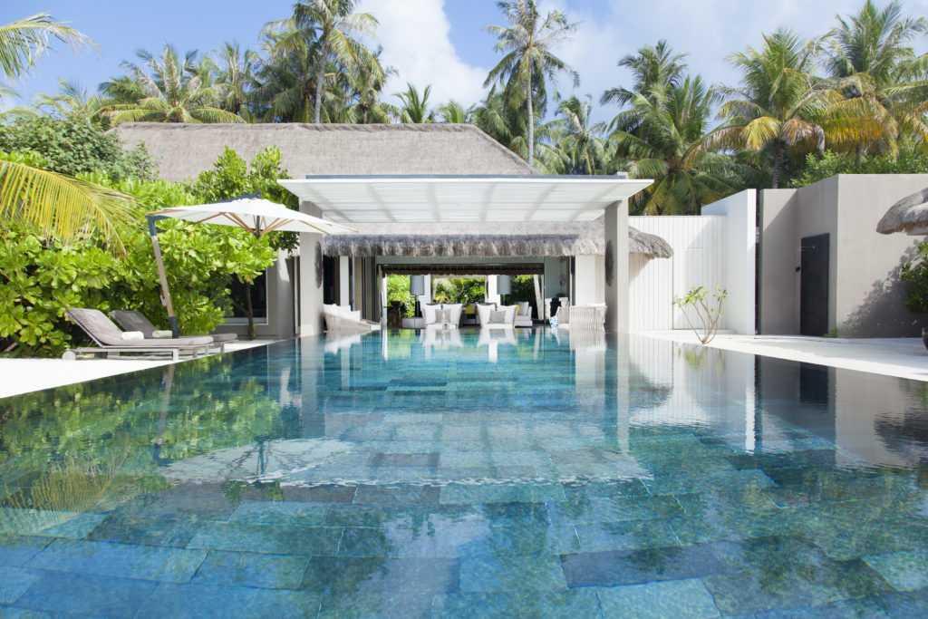 Спа-остров Guerlain на Мальдивах