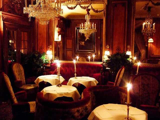 Отель Costes в Париже