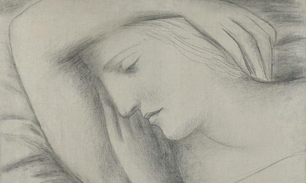 Femme endormie: картину Пабло Пикассо впервые выставят на торги