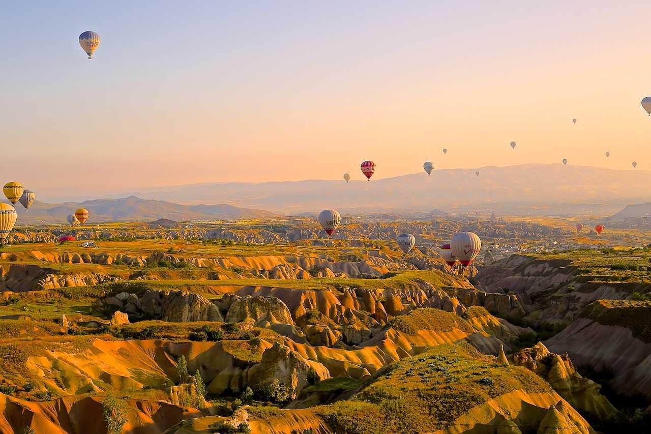 Куда летают отдыхать украинцы: лидирует Турция